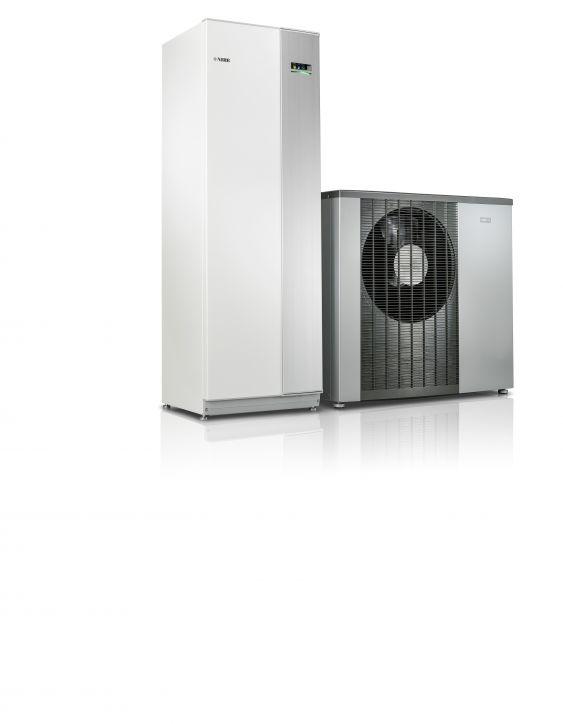 Powietrzna pompa ciepła monoblok