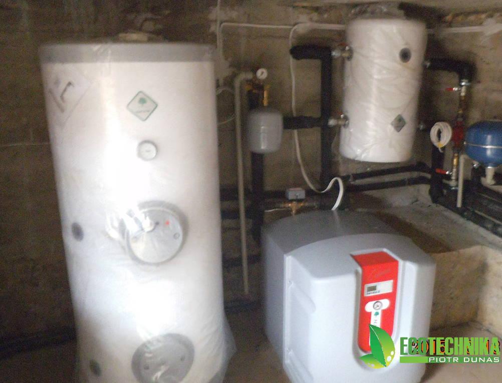 gruntowa pompa ciepła
